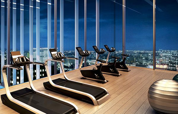 Hyde-Sukhumvit-11-Bangkok-condo-for-sale-The-World-Class-Fitness-With-Breathtaking-Skyline-of-Bangkok