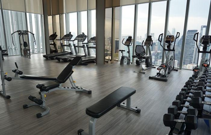 Hyde-Sukhumvit-11-gym